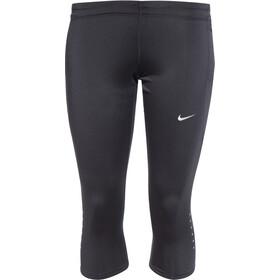 Nike Tech Løbeshorts Damer, black/reflecive silver